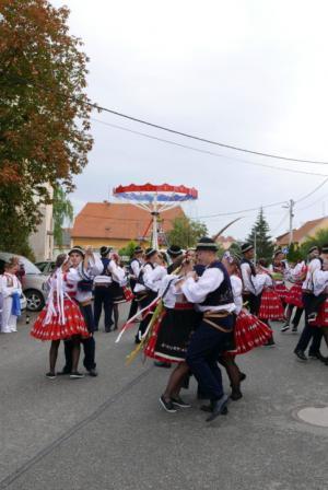 posvícení Vrbovec